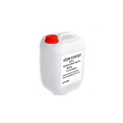 Раствор гипохлорита натрия (NaClO) (марка «А»)