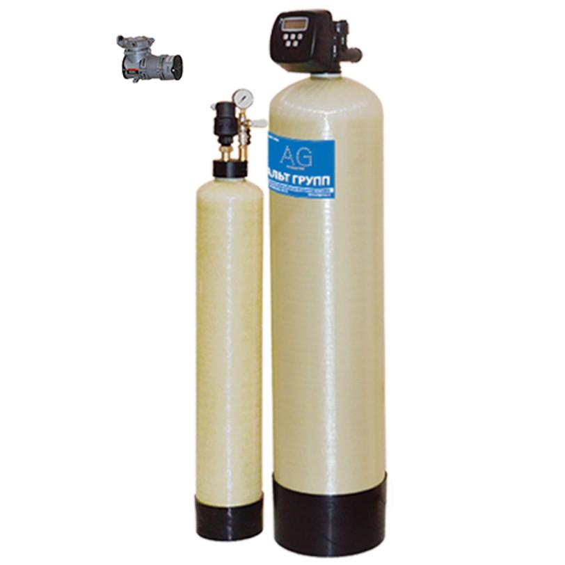 Готовые системы очистки воды