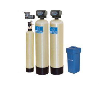 Системы для очистки воды, готовые решения
